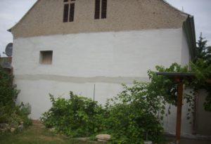 Sanierputz und Antisalzbehandlung Außenfassade