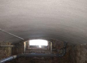 Kellersanierung - Kellerdecke